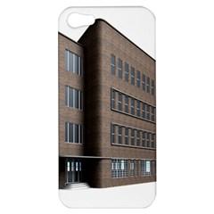 Office Building Villa Rendering Apple iPhone 5 Hardshell Case