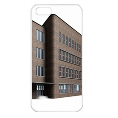 Office Building Villa Rendering Apple iPhone 5 Seamless Case (White)
