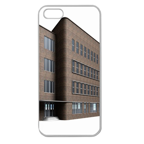 Office Building Villa Rendering Apple Seamless iPhone 5 Case (Clear)