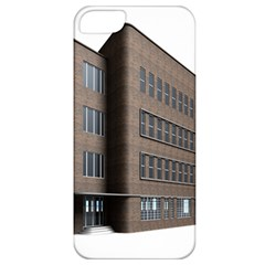Office Building Villa Rendering Apple iPhone 5 Classic Hardshell Case
