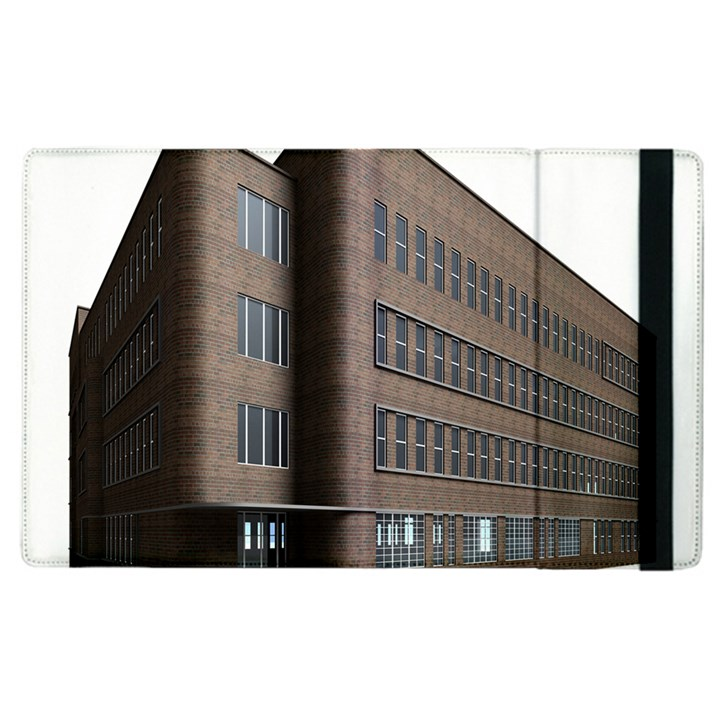Office Building Villa Rendering Apple iPad 3/4 Flip Case