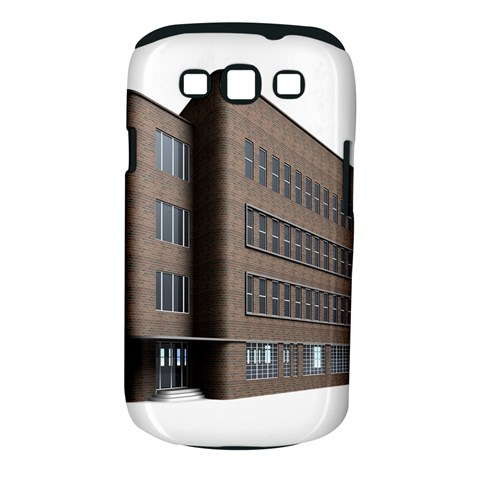 Office Building Villa Rendering Samsung Galaxy S III Classic Hardshell Case (PC+Silicone)