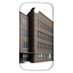 Office Building Villa Rendering Samsung Galaxy S3 S III Classic Hardshell Back Case Front