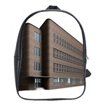 Office Building Villa Rendering School Bags (XL)  Front