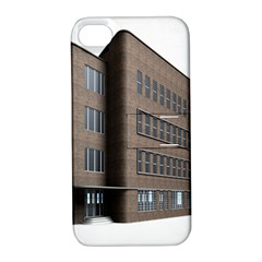 Office Building Villa Rendering Apple iPhone 4/4S Hardshell Case with Stand