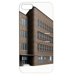Office Building Villa Rendering Apple iPhone 5 Hardshell Case with Stand