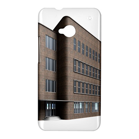 Office Building Villa Rendering HTC One M7 Hardshell Case