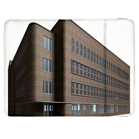 Office Building Villa Rendering Samsung Galaxy Tab 7  P1000 Flip Case