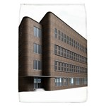 Office Building Villa Rendering Flap Covers (L)  Front