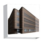 Office Building Villa Rendering 5  x 5  Acrylic Photo Blocks Front