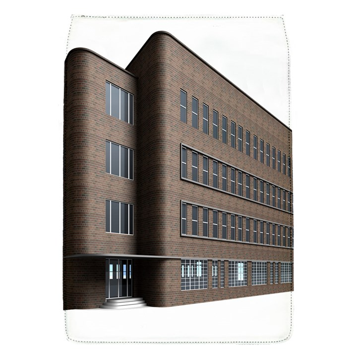 Office Building Villa Rendering Flap Covers (S)