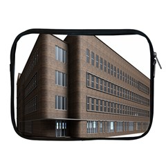 Office Building Villa Rendering Apple iPad 2/3/4 Zipper Cases