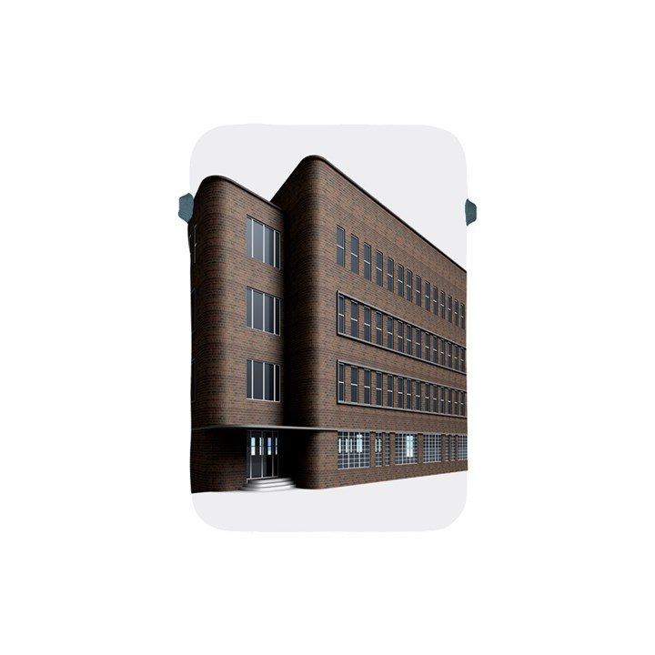 Office Building Villa Rendering Apple iPad Mini Protective Soft Cases