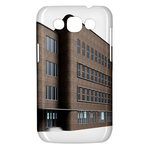 Office Building Villa Rendering Samsung Galaxy Win I8550 Hardshell Case