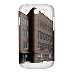 Office Building Villa Rendering Samsung Galaxy Express I8730 Hardshell Case