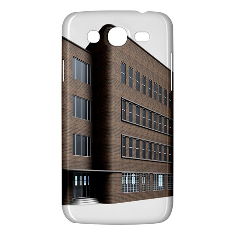 Office Building Villa Rendering Samsung Galaxy Mega 5.8 I9152 Hardshell Case