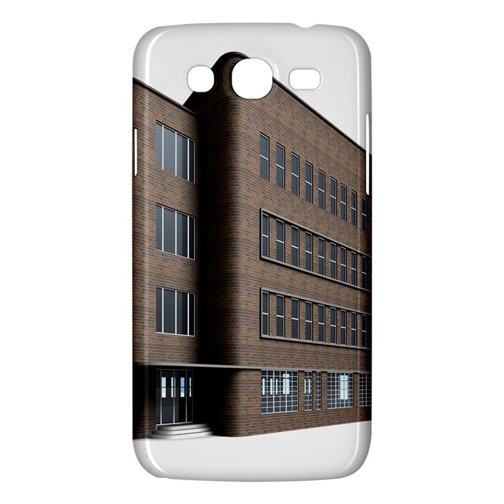 Office Building Villa Rendering Samsung Galaxy Mega 5.8 I9152 Hardshell Case