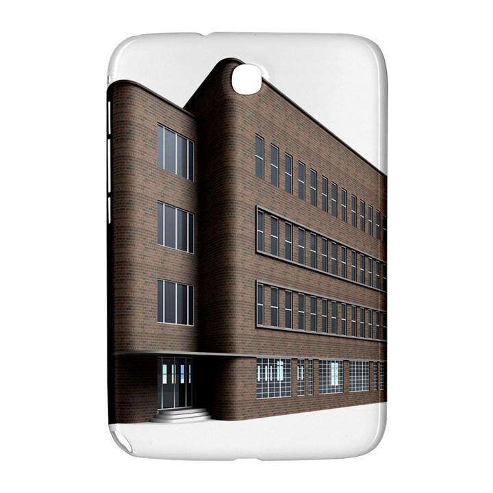 Office Building Villa Rendering Samsung Galaxy Note 8.0 N5100 Hardshell Case