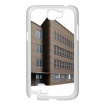 Office Building Villa Rendering Samsung Galaxy Note 2 Case (White) Front