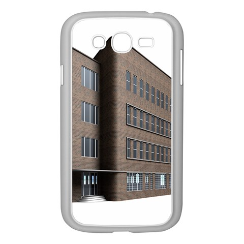 Office Building Villa Rendering Samsung Galaxy Grand DUOS I9082 Case (White)
