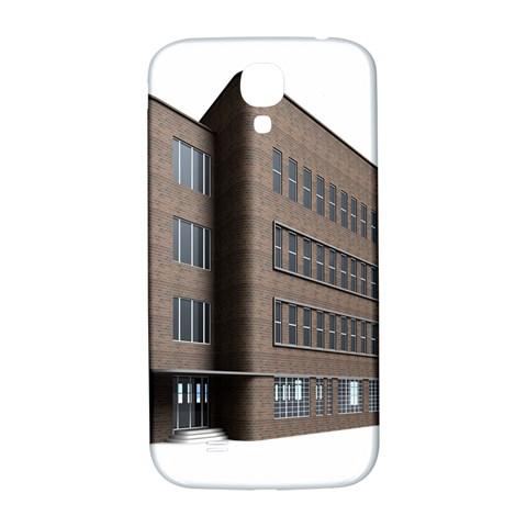 Office Building Villa Rendering Samsung Galaxy S4 I9500/I9505  Hardshell Back Case
