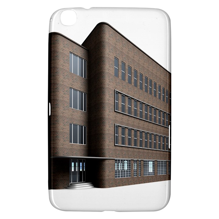 Office Building Villa Rendering Samsung Galaxy Tab 3 (8 ) T3100 Hardshell Case