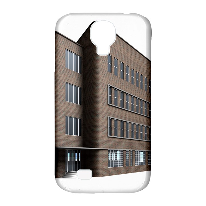 Office Building Villa Rendering Samsung Galaxy S4 Classic Hardshell Case (PC+Silicone)