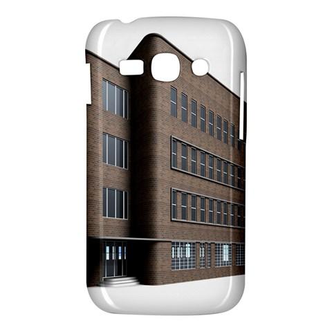 Office Building Villa Rendering Samsung Galaxy Ace 3 S7272 Hardshell Case
