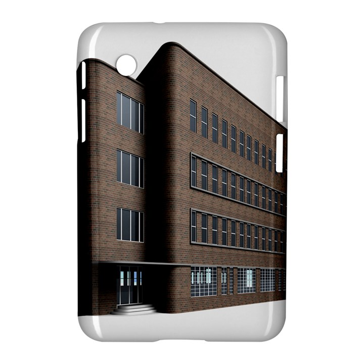 Office Building Villa Rendering Samsung Galaxy Tab 2 (7 ) P3100 Hardshell Case
