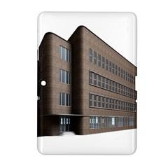 Office Building Villa Rendering Samsung Galaxy Tab 2 (10.1 ) P5100 Hardshell Case