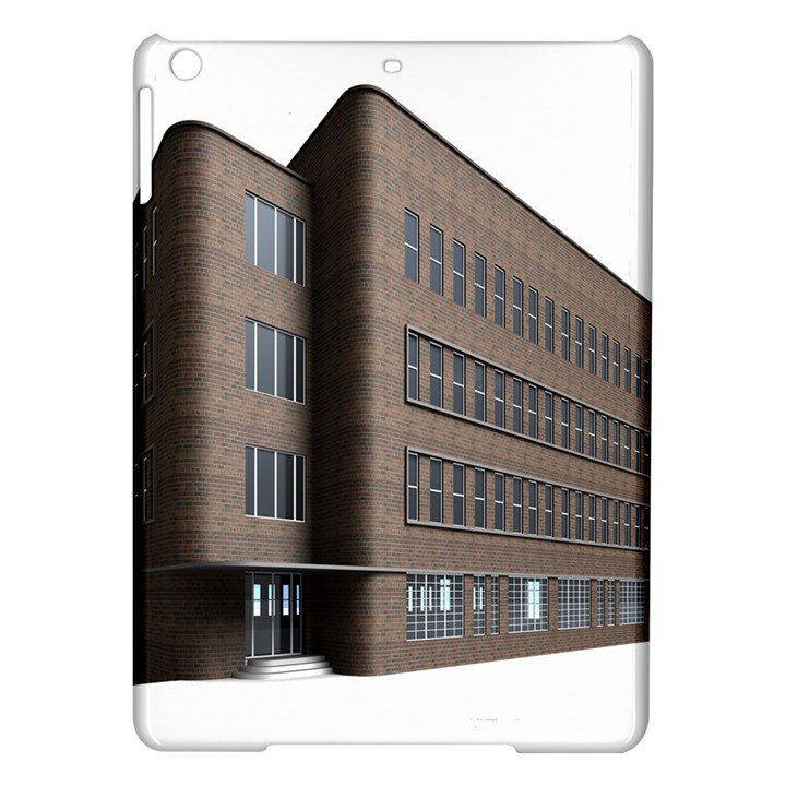 Office Building Villa Rendering iPad Air Hardshell Cases