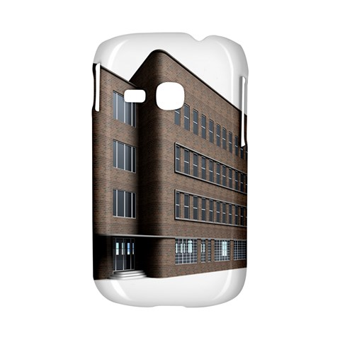 Office Building Villa Rendering Samsung Galaxy S6310 Hardshell Case