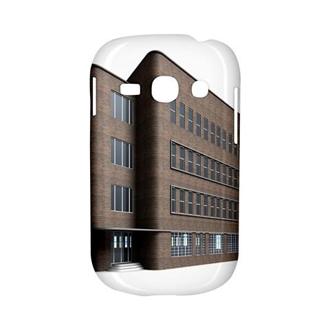 Office Building Villa Rendering Samsung Galaxy S6810 Hardshell Case