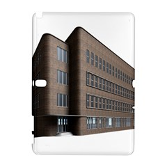 Office Building Villa Rendering Samsung Galaxy Note 10.1 (P600) Hardshell Case