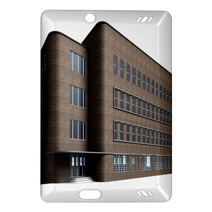 Office Building Villa Rendering Amazon Kindle Fire HD (2013) Hardshell Case