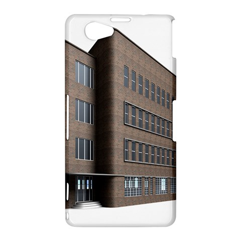 Office Building Villa Rendering Sony Xperia Z1 Compact