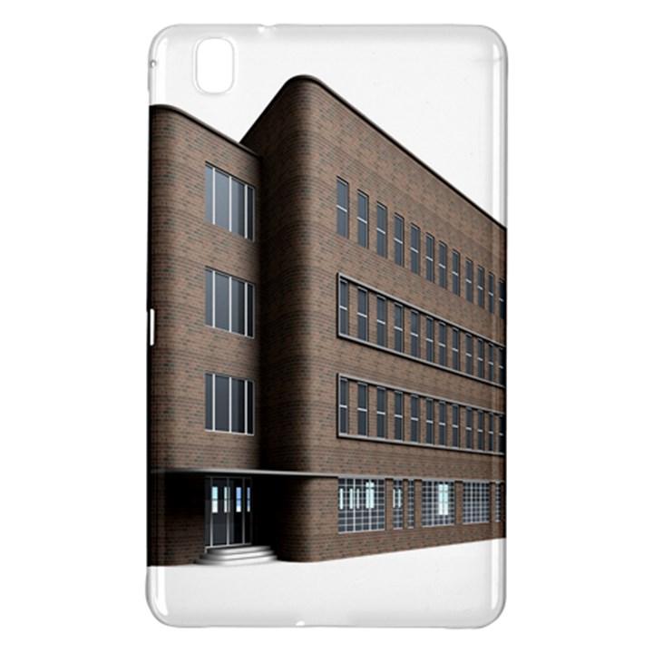 Office Building Villa Rendering Samsung Galaxy Tab Pro 8.4 Hardshell Case