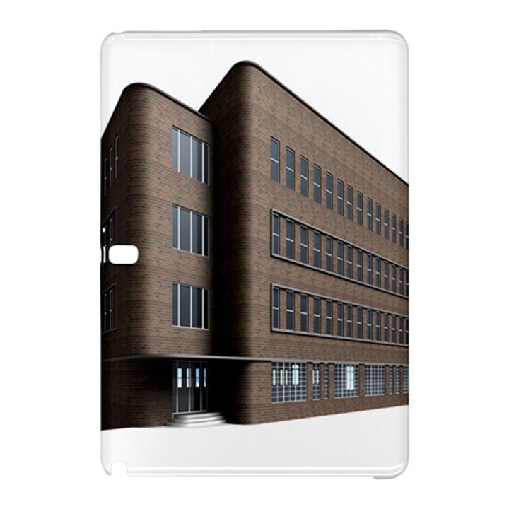 Office Building Villa Rendering Samsung Galaxy Tab Pro 12.2 Hardshell Case