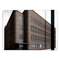 Office Building Villa Rendering Samsung Galaxy Tab Pro 12.2  Flip Case