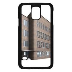 Office Building Villa Rendering Samsung Galaxy S5 Case (Black)