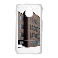 Office Building Villa Rendering Samsung Galaxy S5 Case (White)