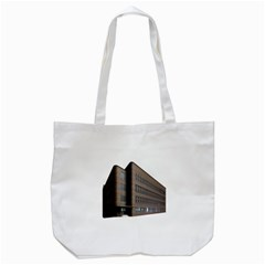 Office Building Villa Rendering Tote Bag (White)