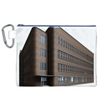 Office Building Villa Rendering Canvas Cosmetic Bag (XL) Front