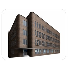 Office Building Villa Rendering Double Sided Flano Blanket (Medium)