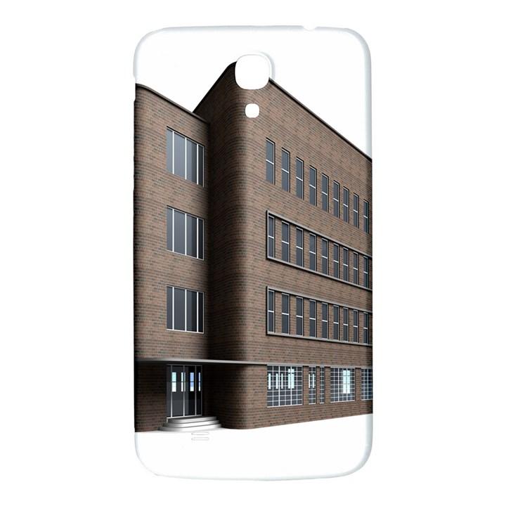 Office Building Villa Rendering Samsung Galaxy Mega I9200 Hardshell Back Case