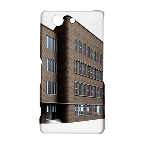 Office Building Villa Rendering Sony Xperia Z3 Compact