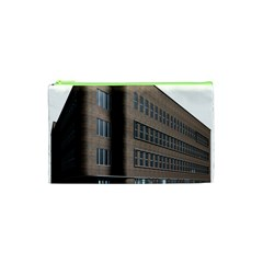 Office Building Villa Rendering Cosmetic Bag (XS)