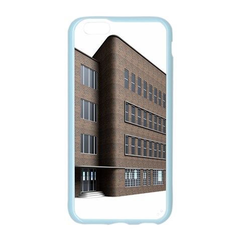 Office Building Villa Rendering Apple Seamless iPhone 6/6S Case (Color)