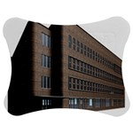 Office Building Villa Rendering Jigsaw Puzzle Photo Stand (Bow) Front
