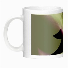 Purple Christmas Tree Night Luminous Mugs